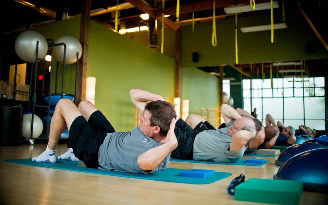 Pilates for Men: Benefits of Pilates Exercises