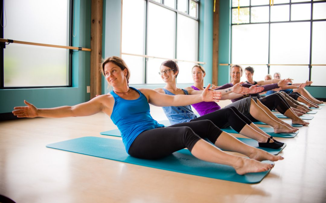 10 Reasons You Should Take A Group Pilates Class Move