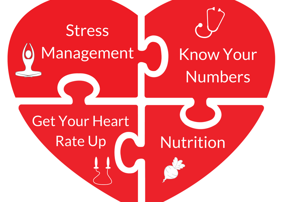 Simple Ways to Be Heart Healthy