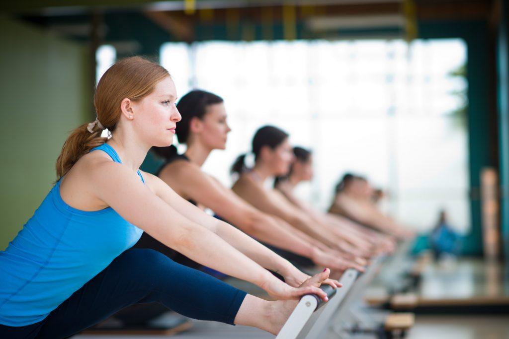 Pilates at MOVE