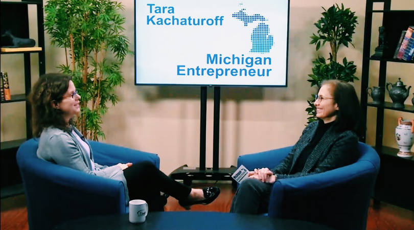 Ann Arbor Fitness Studio Featured on Michigan Entrepreneur TV