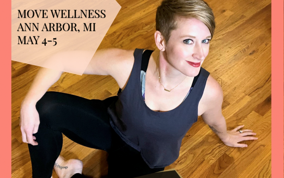 Teach from the Heart with Jenna Zaffino, May 4 – 5