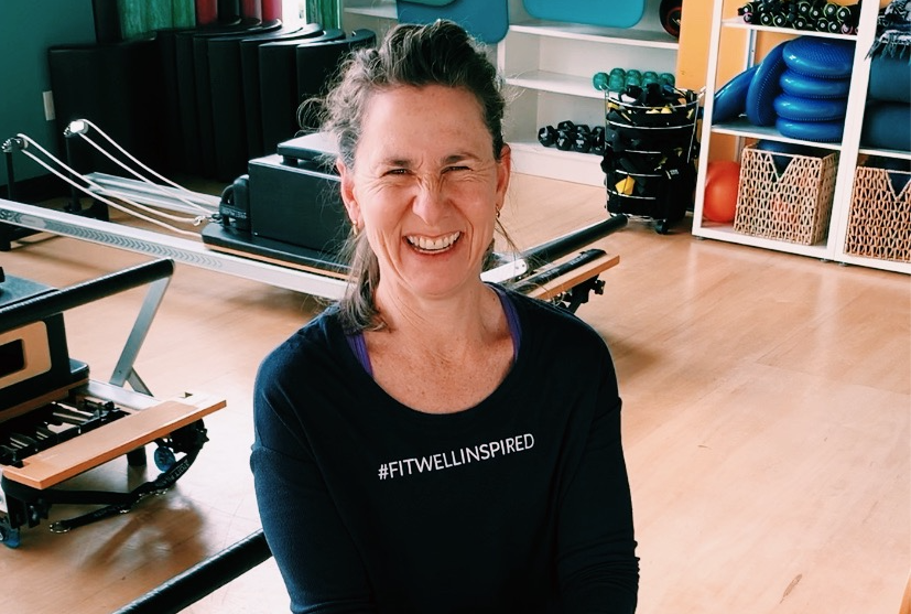 Powerlifting to Pilates: Wisdom from Laura