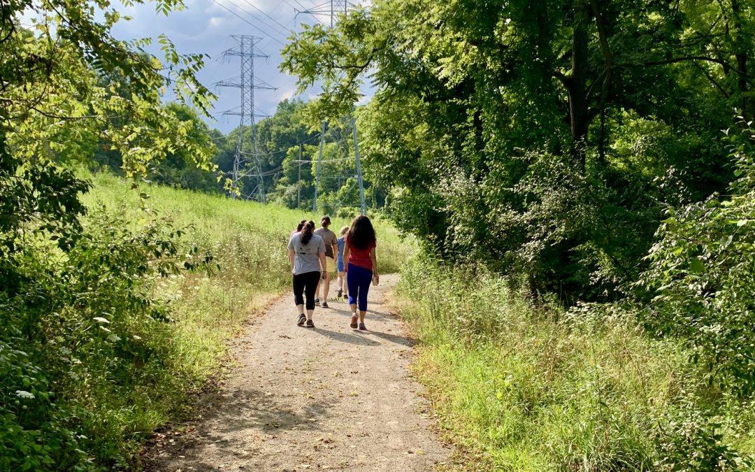 Beautiful health benefits of walking