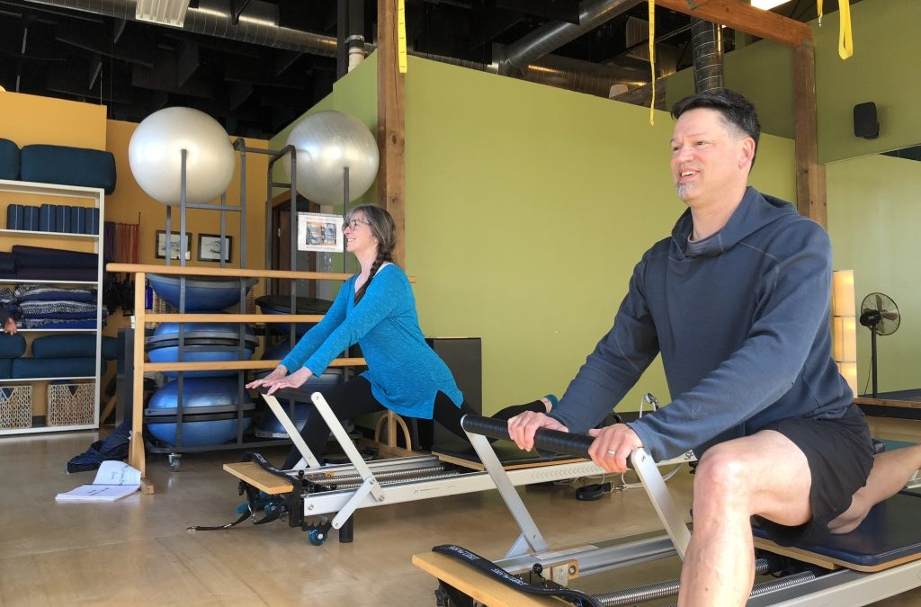 Pilates Reformer Instructor Training