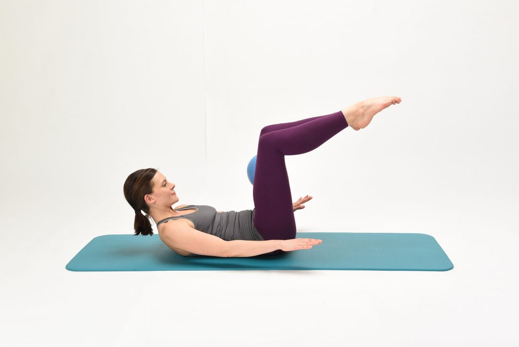 Pilates Mat Hundred