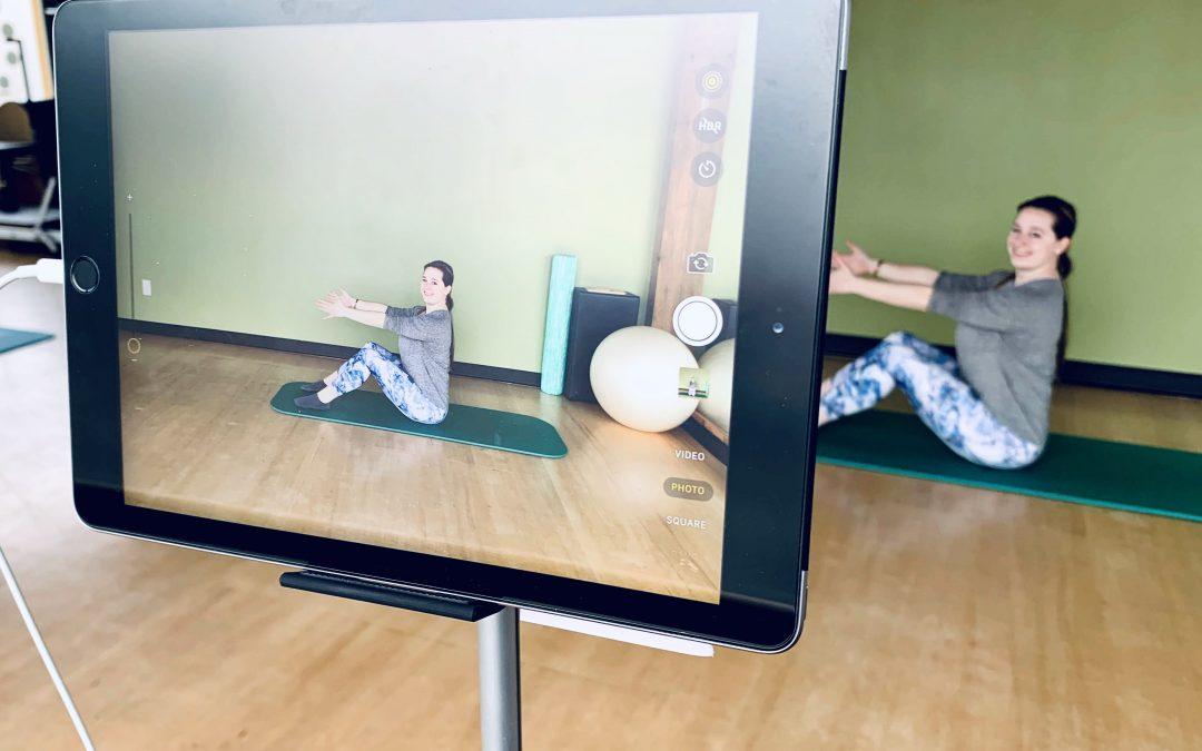 Livestream Fitness