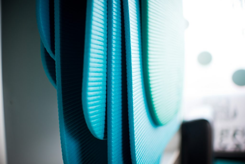 Detail of Pilates Mats