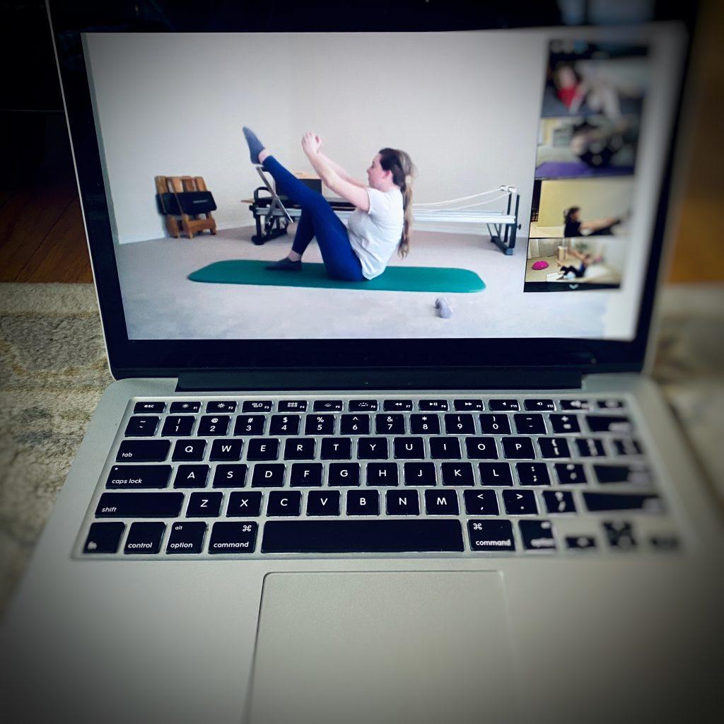 Pilates Online Teaser