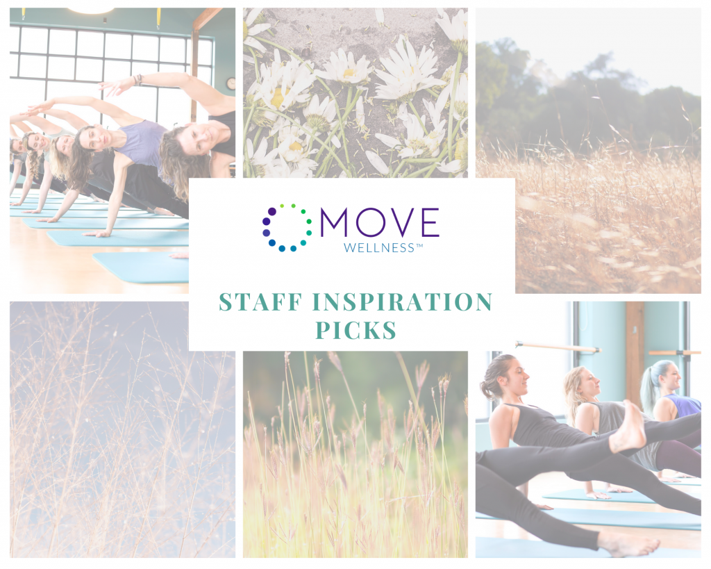 MOVE Staff Inspiration Picks