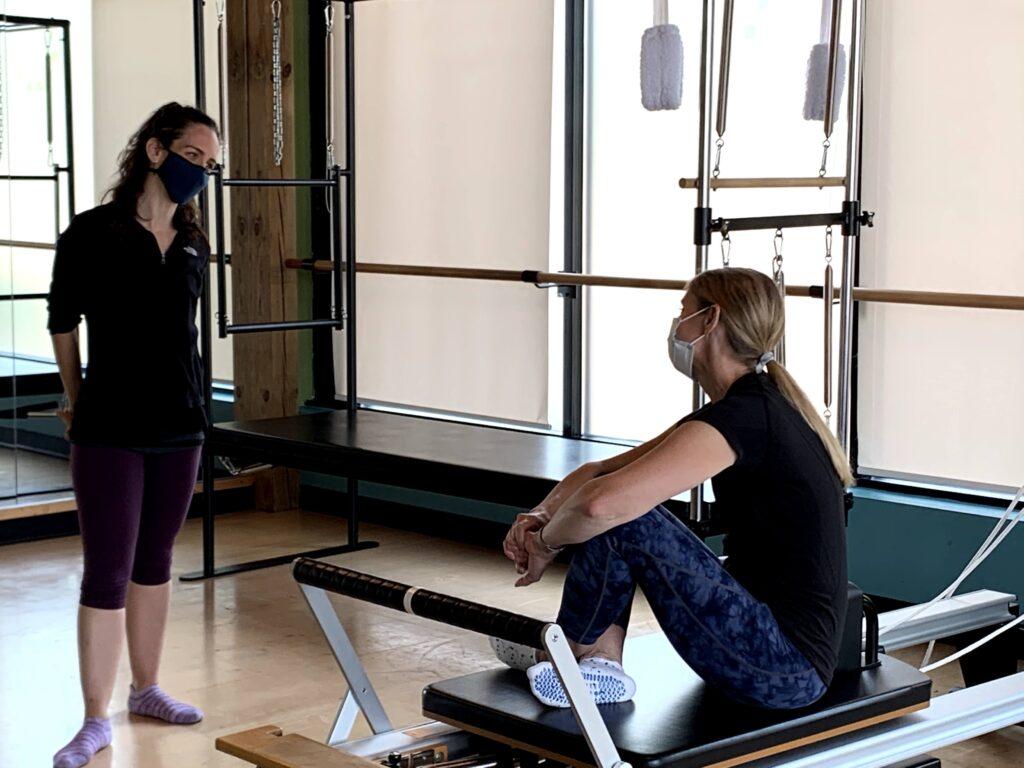 Pilates Private Training